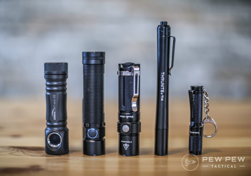 5 Best Everyday Carry Edc Flashlights 2019 Hands On