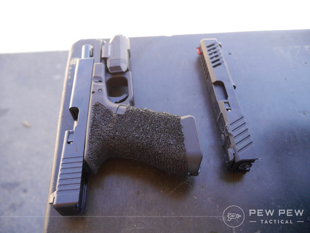 Grey Ghost Precision Glock Slide/Barrel Combo [Review] - Pew