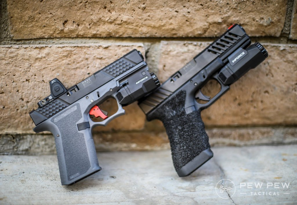 Grey Ghost Precision G19 V2 and G17 Type V1