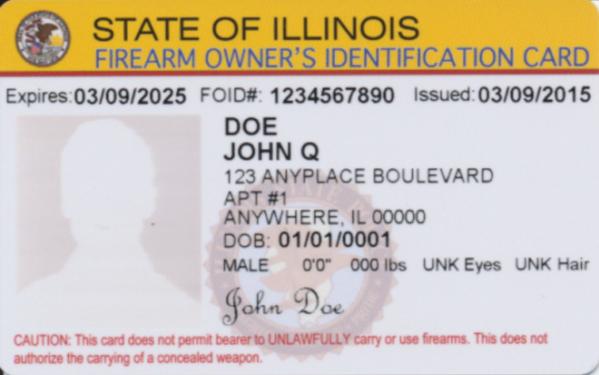 Illinois FOID