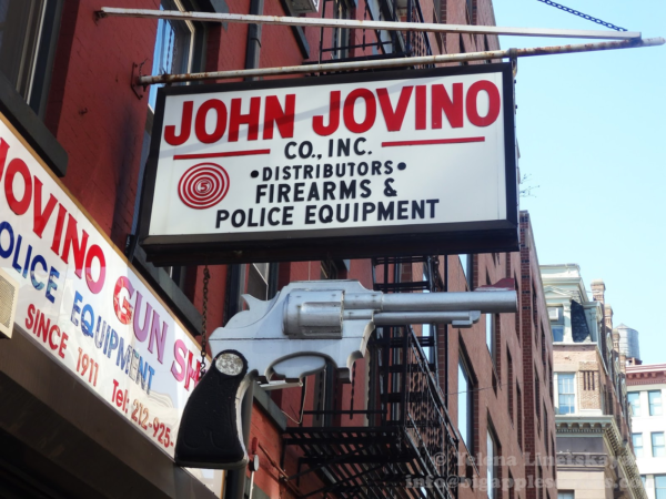 John Jovino gun store