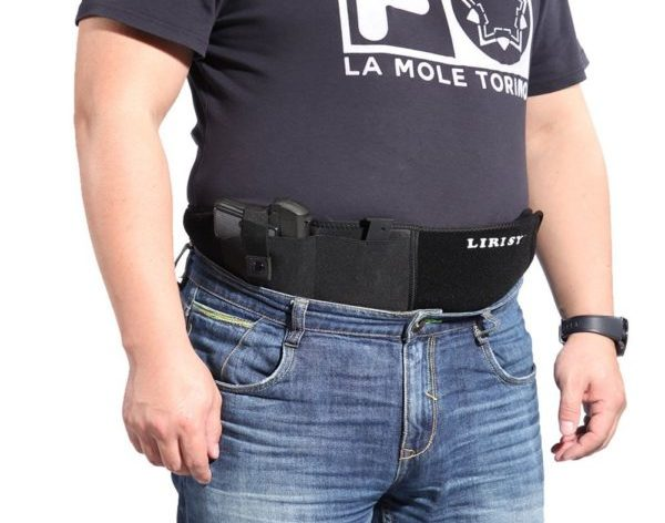 best concealed carry position