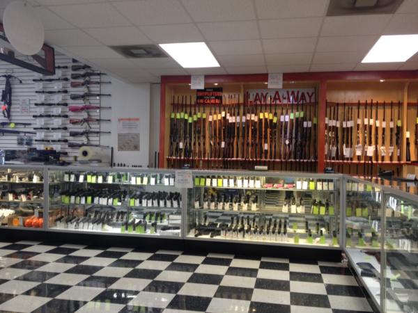 Mississippi gun store