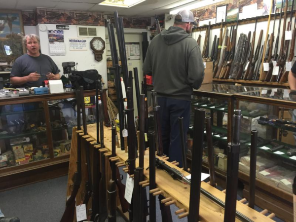 Nebraska Gun Store