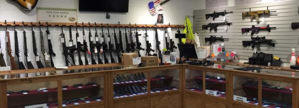 New Hampshire Gun Store