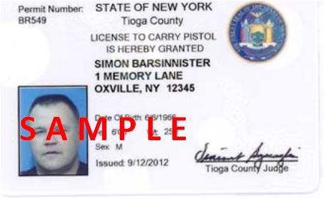 New York License to Carry