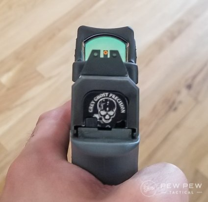 Night Fision Suppressor Height Glock Night Sights