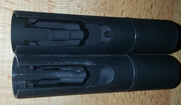New vs Old Ruger Precision Rifle Bolt Shroud