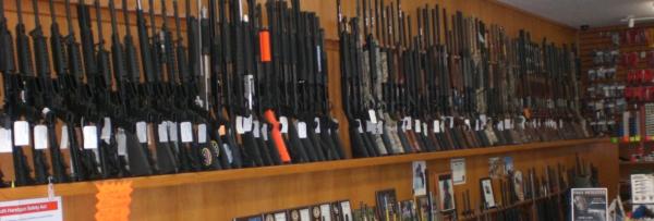 Oregon Gun Store