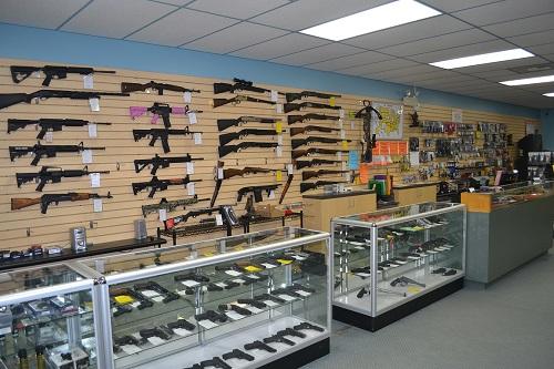 Pennsylvania Gun Store