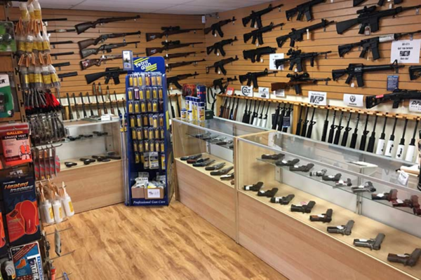 Rhode Island Gun Store