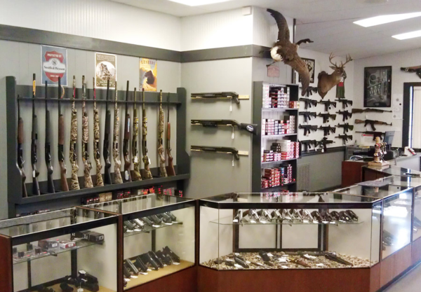 South Carolina gun store