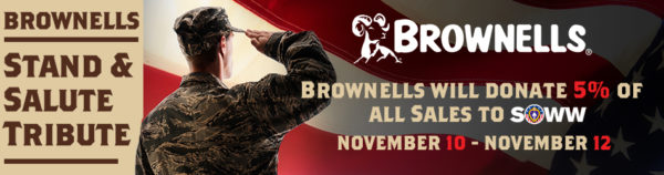 brownells veterans day sale