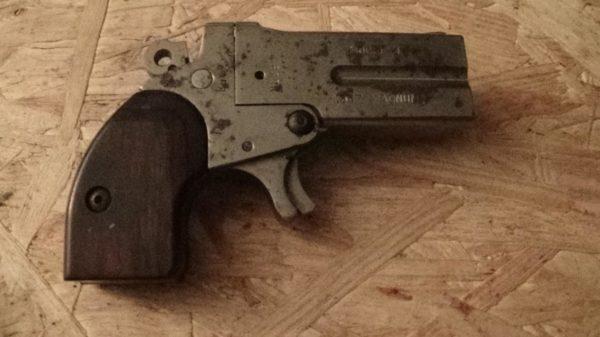 dirty ccw pistol