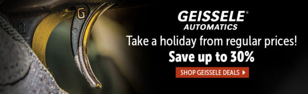 geissele veterans day sale