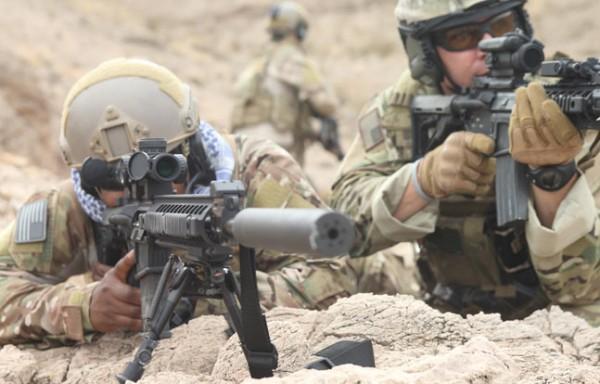 sig military use