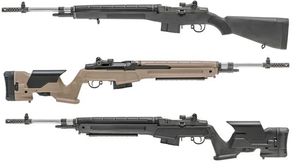 springfield m1a now available in 6 5 creedmoor pew pew tactical