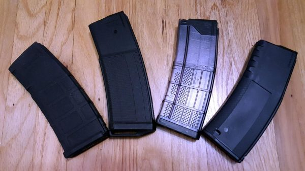 Assorted AR Mags