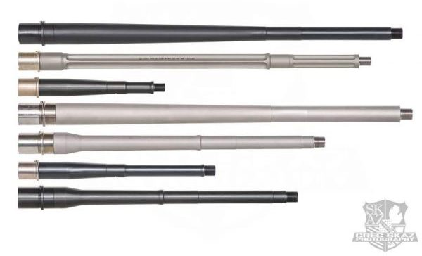 Assorted Barrels by Ballistic Advantage