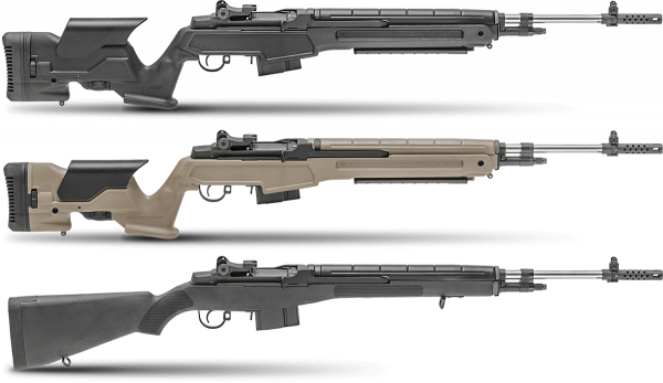 Configurations of the Springfield Armory M1A Chambered in 6.5 Creedmoor