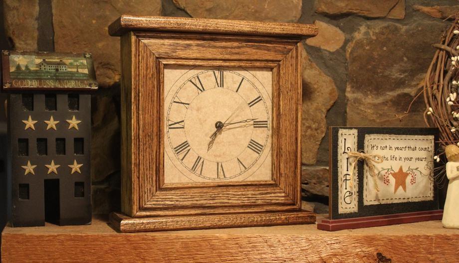 Liberty Clock Safe