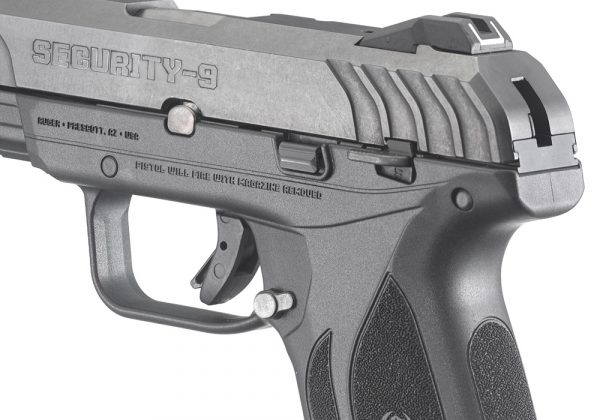 Ruger Security-9 Safety Features