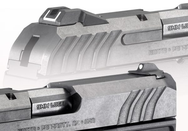 Ruger Security-9 Sight System