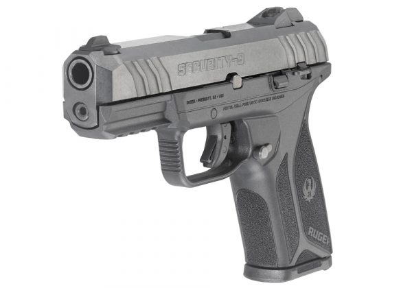 Ruger Security-9 Slide and Barrel