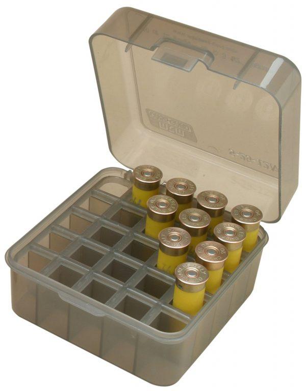 MTM 25 Round Shotgun Shell Box