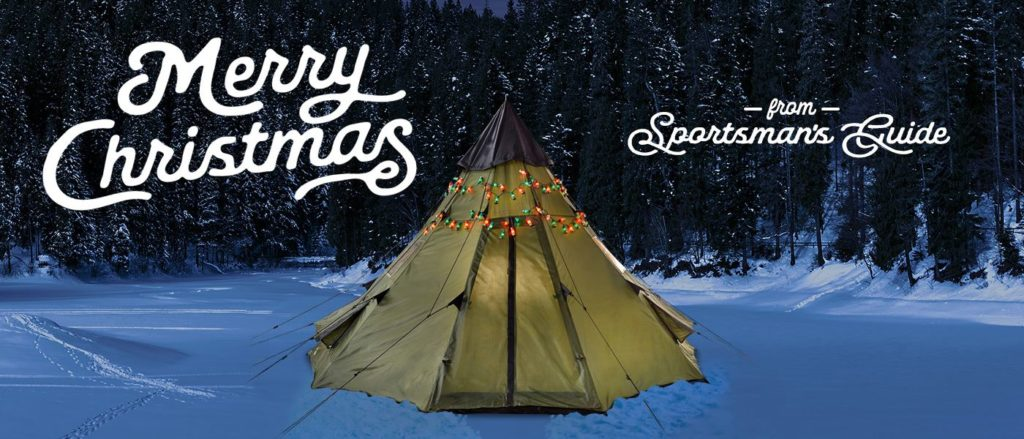 Sportsmans Guide Christmas 2018