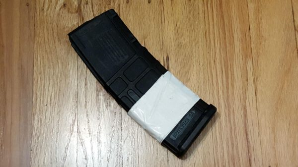 Taped AR Magazine