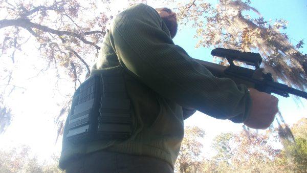 Armed Like a Gray Man