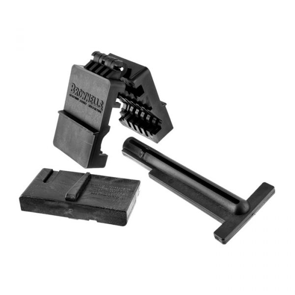 Brownells Upper and Lower Receiver Vise Block Set