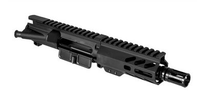 Critical Capabilities AR-15 9mm Upper Receiver