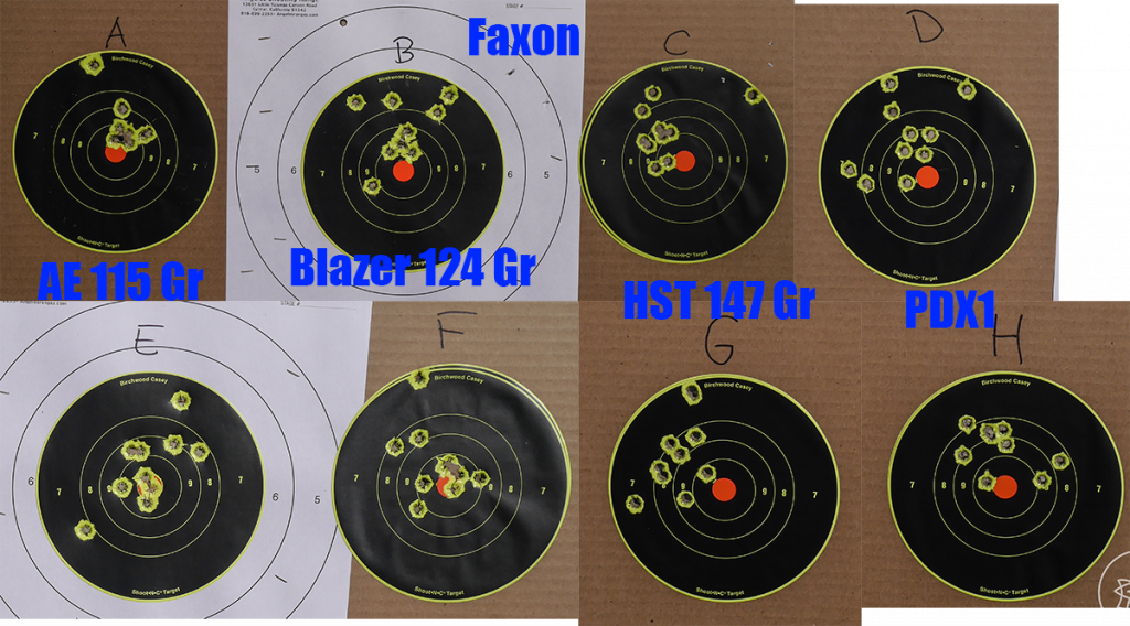 Faxon vs Stock Glock
