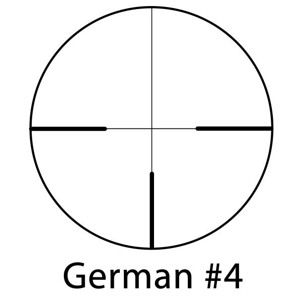 German Reticle