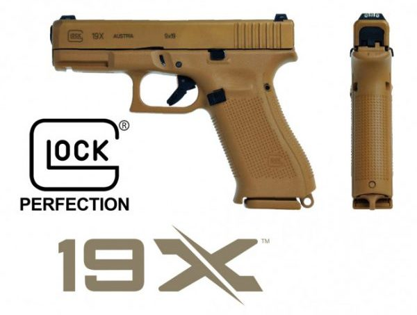 Glock S Military Mhs Pistol Now Commercially Pew Pew Tacticl