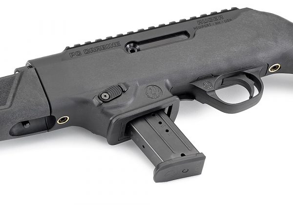 Interchangeable Magazine Wells on the Ruger PC Carbine