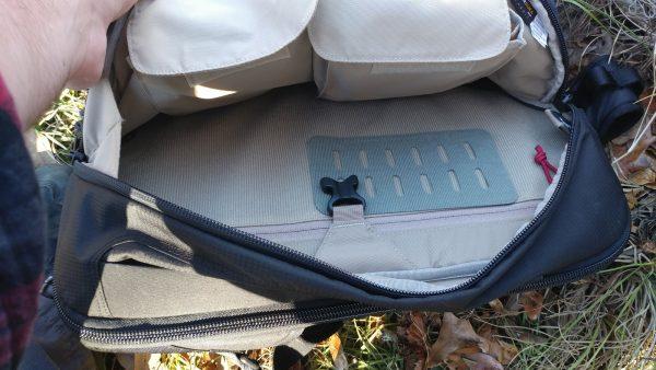 MOLLE Adaptors in Vertx Commuter Bag