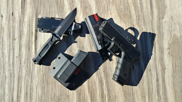 NSR Holsters and Weapons