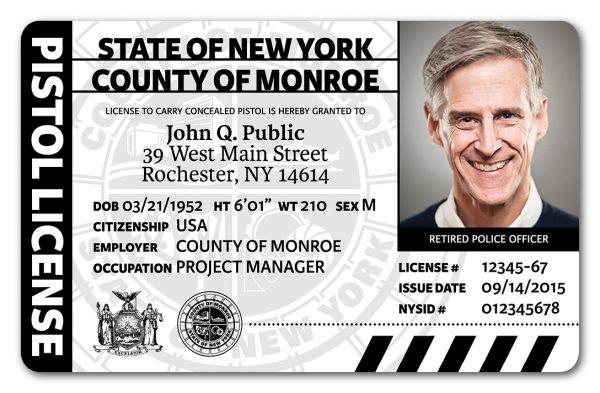 New York Pistol Permit