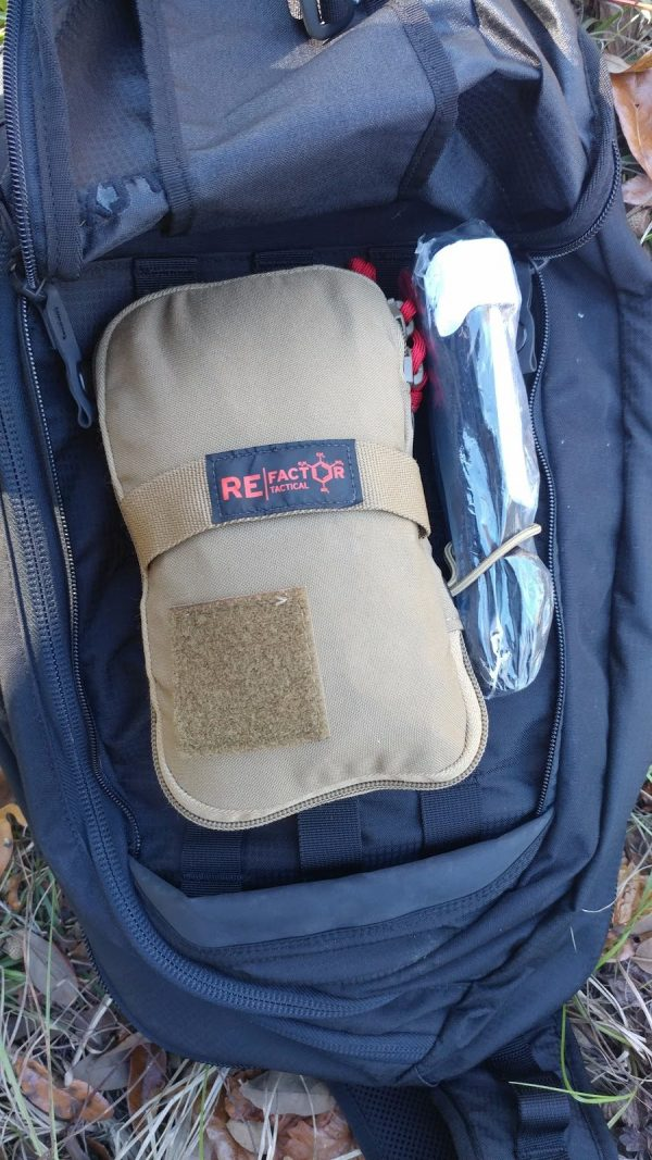RE Factor Tactical Delta First Aid Kit