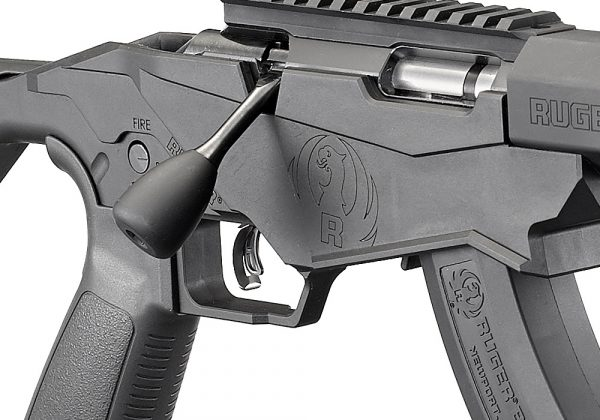 Ruger Precision Rimfire Rifle Marksman Adjustable Trigger