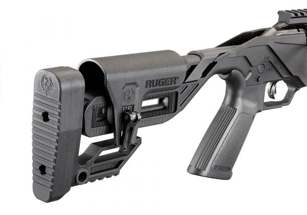 Ruger Quick-Fit Adjustable Precision Rimfire Stock