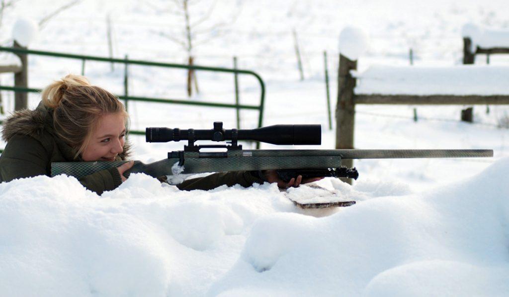 Shooting Long Range