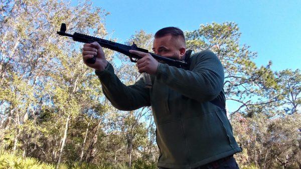 Shooting the Kel Tec Sub 2000