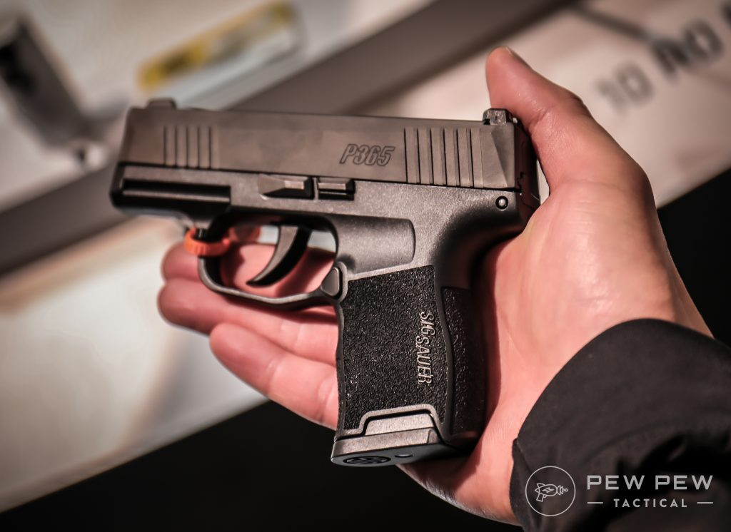 5 Best New Compact Carry Guns for 2018 - Pew Pew Tactical