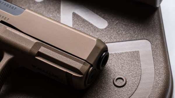 The Barrel on the Glock 19X
