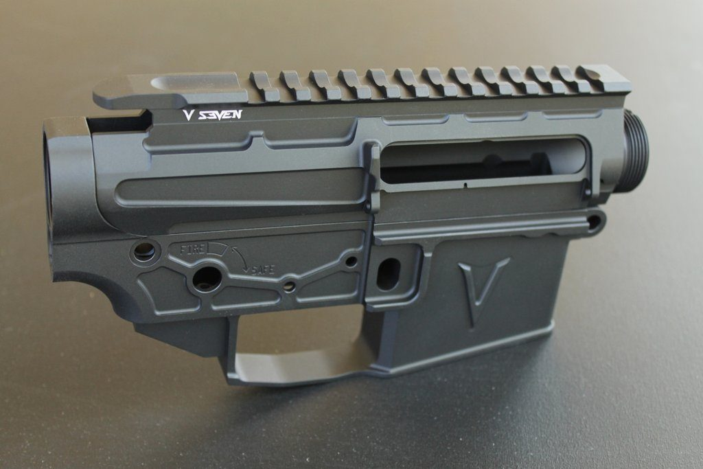 V Seven 2055 AR-15 Receiver Set