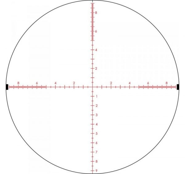 Vortex Razor HD Gen II 4.5-27x56 FFP EBR-1C Reticle